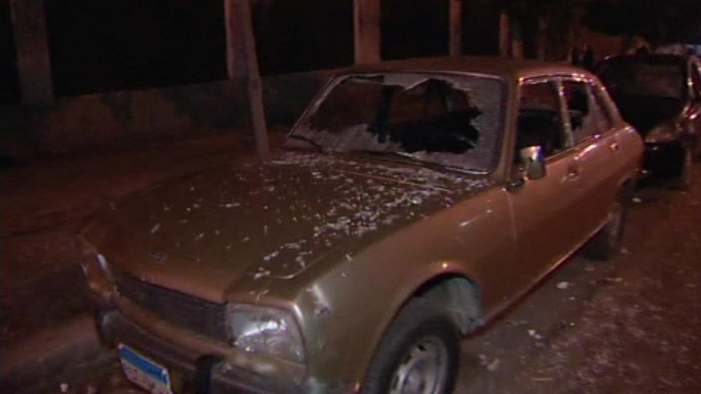 Výbuch v Alexandrii