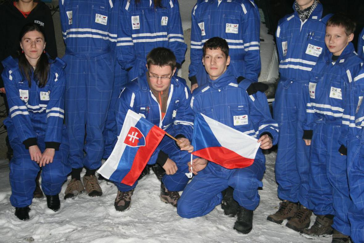 Dětští astronauti
