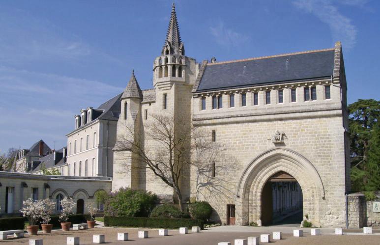 Opatství Marmoutier v Tours