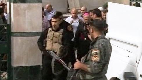 Útok na katolický kostel v Bagdádu