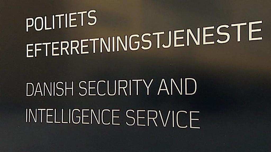 Dánská tajná služba