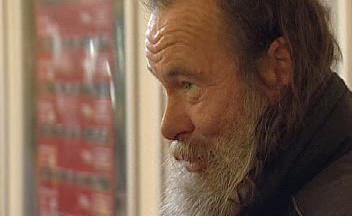 Bezdomovec v Havlíčkově Brodě