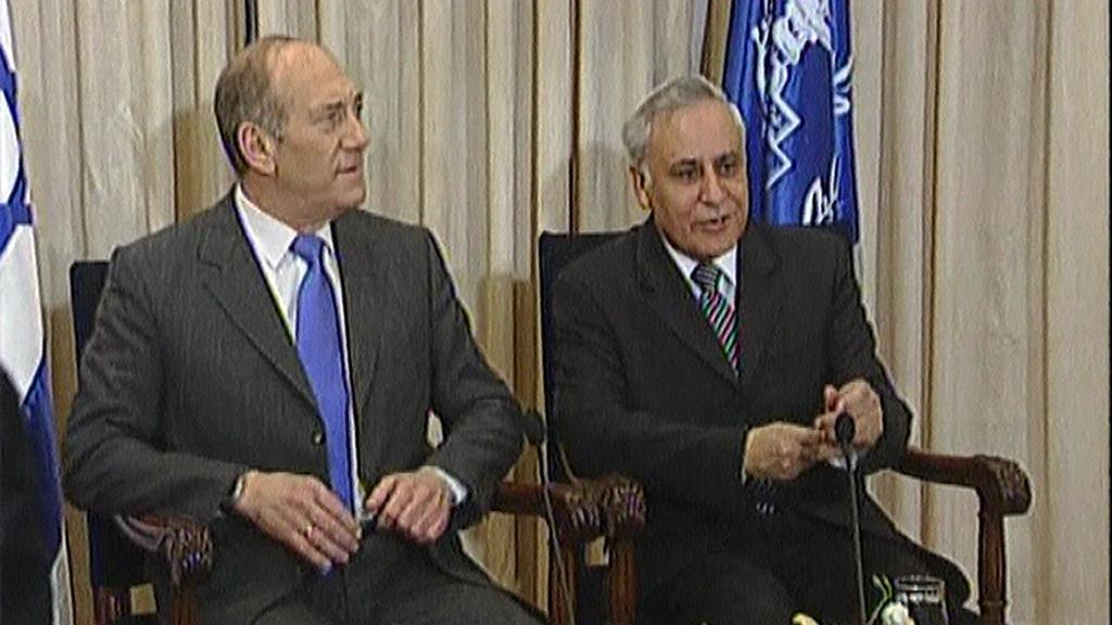Izraelský exprezident Kacav