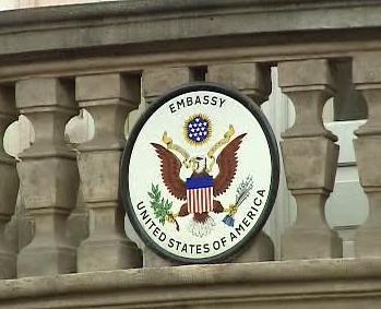 Americká ambasáda