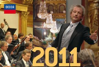 Novoroční koncert Vídeňských filharmoniků