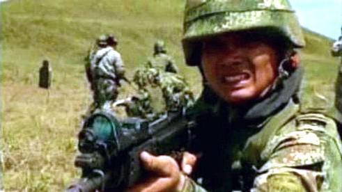 Kolumbijská armáda
