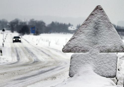 Zima komplikuje dopravu