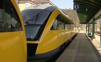 Vlaky RegioJet