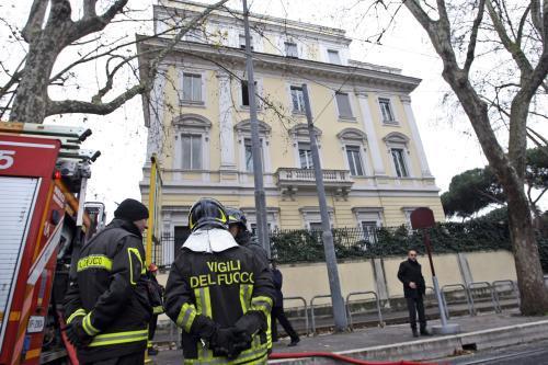 Řecká ambasáda v Římě