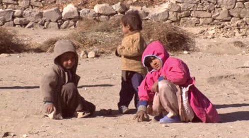 Děti v Afghánistánu