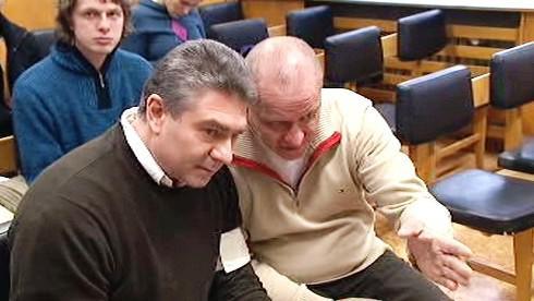 Andrej Monakov s obhájcem