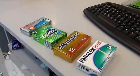 Léky s obsahem pseudoefedrinu
