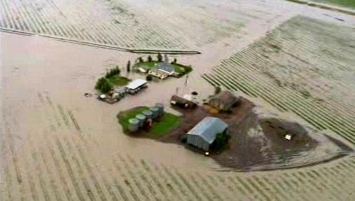 Záplavy na severovýchodě Austrálie