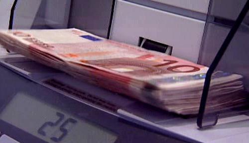 Počítačka peněz