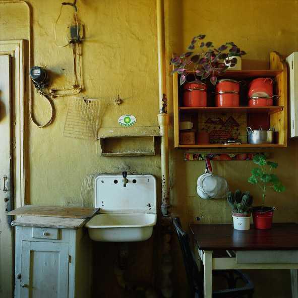 Ondřej Přibyl / komunální byty v Petrohradě