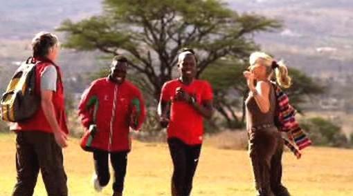 Dovolená v Keni