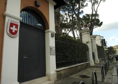 Švýcarská ambasáda v Římě