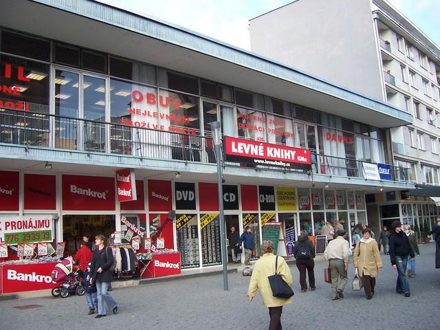 Parter Interhotelu Bohemia