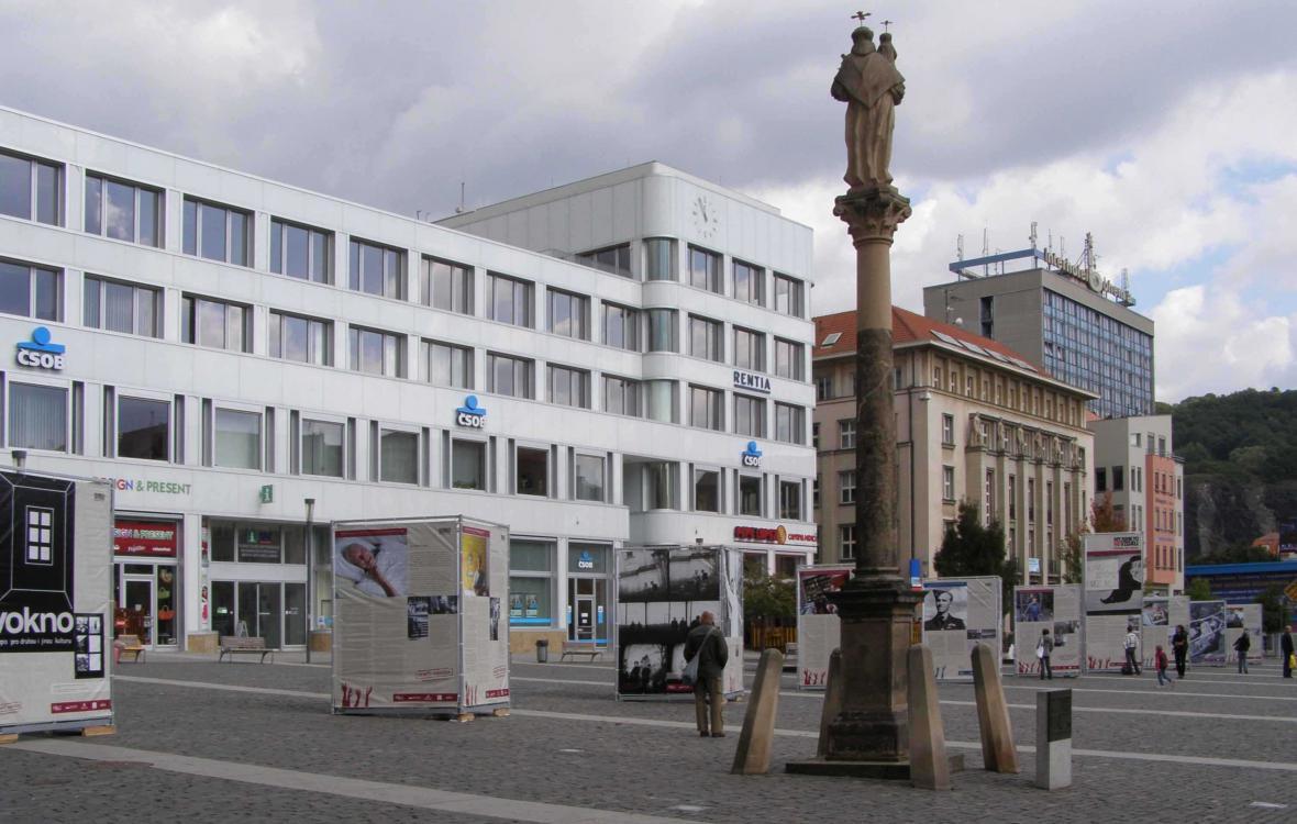 Polyfunkční palác Zdar v Ústí nad Labem