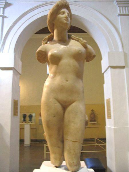 Bohyně Afrodita