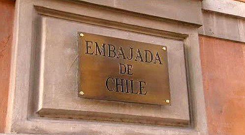 Chilská ambasáda v Římě