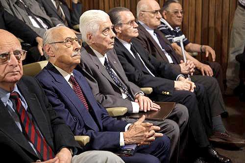 Soud s důstojníky diktátorského režimu
