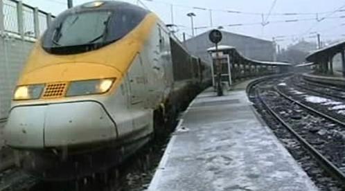 Rychlovlak Eurostar