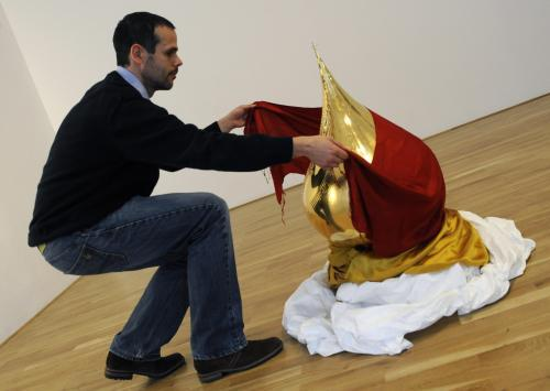 Federico Díaz a zlatá slza