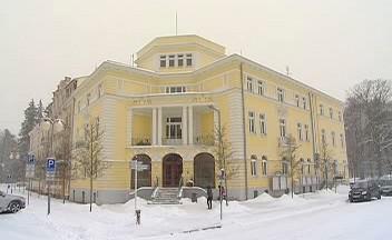 Magistrát Františkovy Lázně