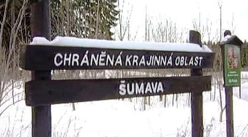 CHKO Šumava