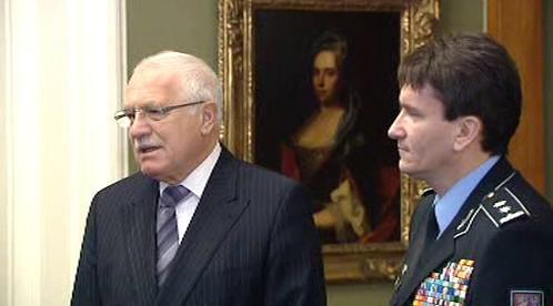 Václav Klaus a Oldřich Martinů
