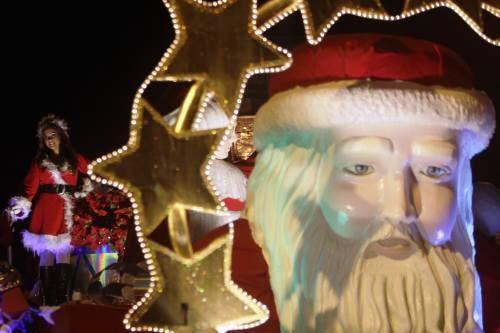 Vánoce v Americe