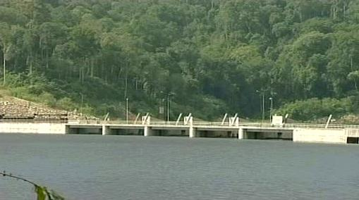 Nová laoská hydroelektrárna