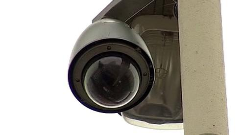 Monitorovací kamera
