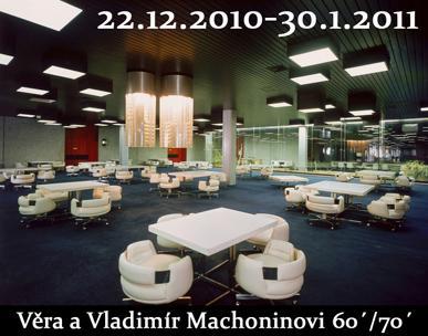 Věra a Vladimír Machoninovi 60\'/70\'