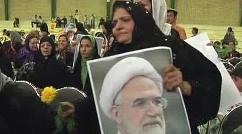Protesty v Íránu