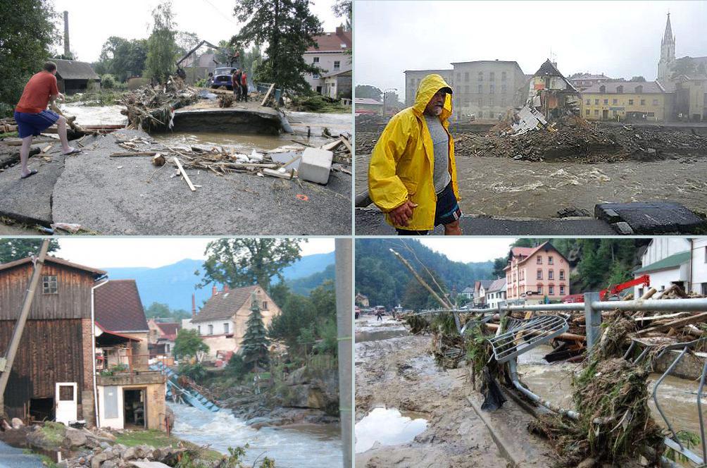 Povodně v Česku 2010