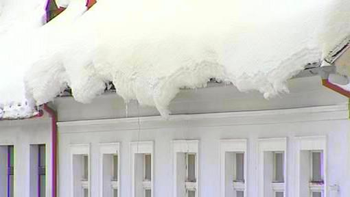 Sněhový převis