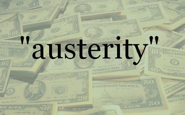 Austerity - Úspornost