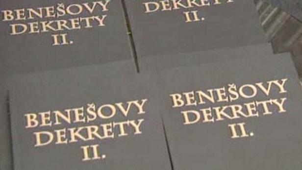 Benešovy dekrety