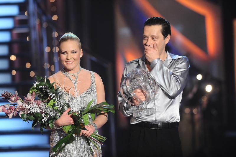 Alice Stodůlková a Pavel Kříž