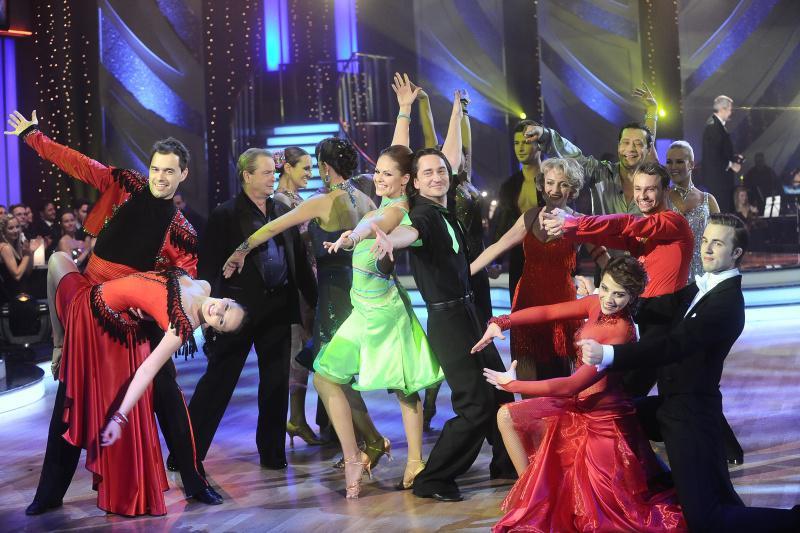 Stardance IV / finále