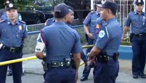 Filipínská policie