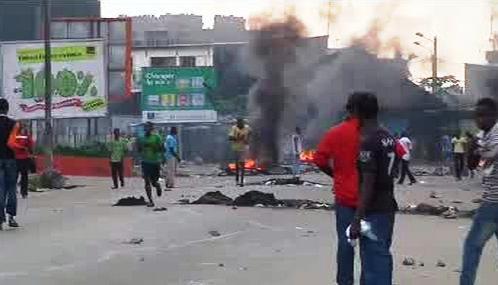 Povolební násilnosti v Pobřeží slonoviny