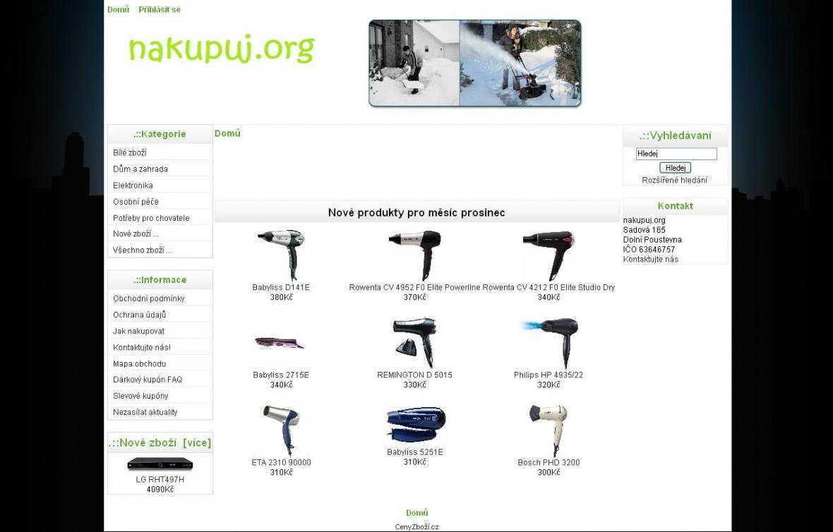 Nakupuj.org