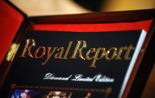 Royal Report