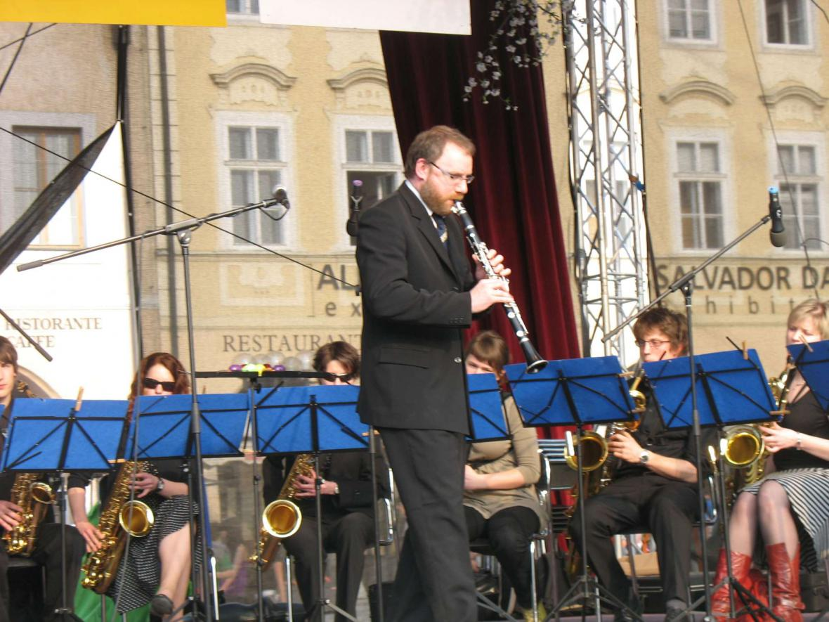 Příliš mnoho saxofonů