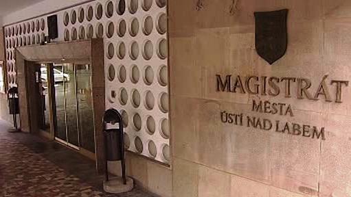 Magistrát v Ústí nad Labem