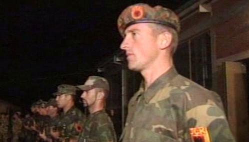 Kosovská osvobozenecká armáda (UÇK)