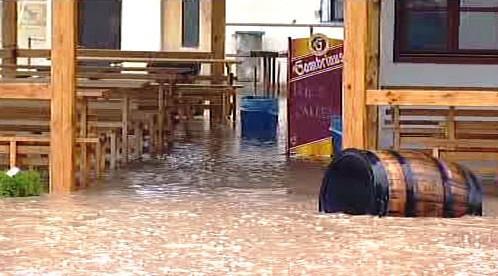 Zaplavená hospoda